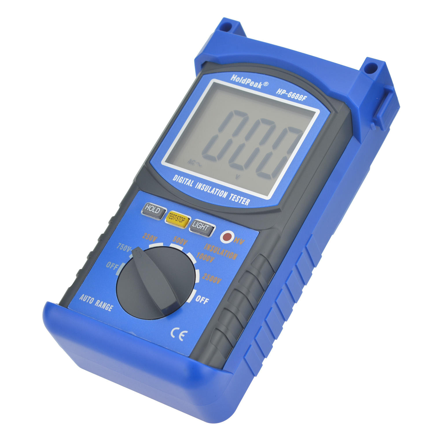 HoldPeak unique insulation resistance meter Supply for verification-2