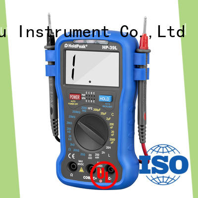 HoldPeak Top precision digital multimeter Suppliers for electrical