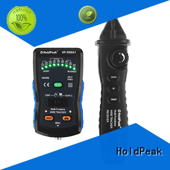 HoldPeak cable electrical instruments in china for physical
