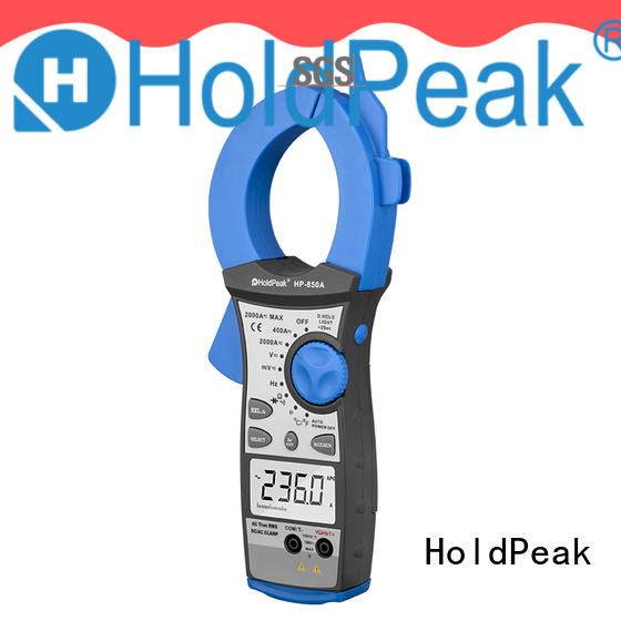 HoldPeak widely used cheap clamp meter 500v for electricity chemical industries
