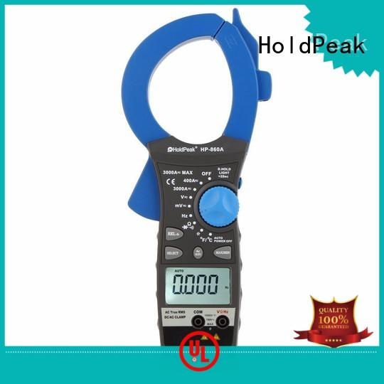 digital clamp meter specification