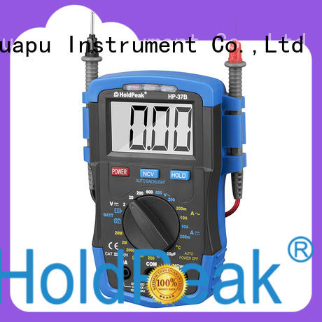 HoldPeak hot-sale automotive multimeter shop now for testing