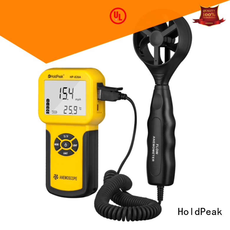 HoldPeak holdpeak anemometer craft Supply for manufacturing