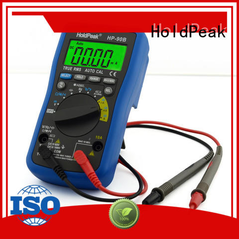 HoldPeak High-quality where to get a voltmeter for business for measurements