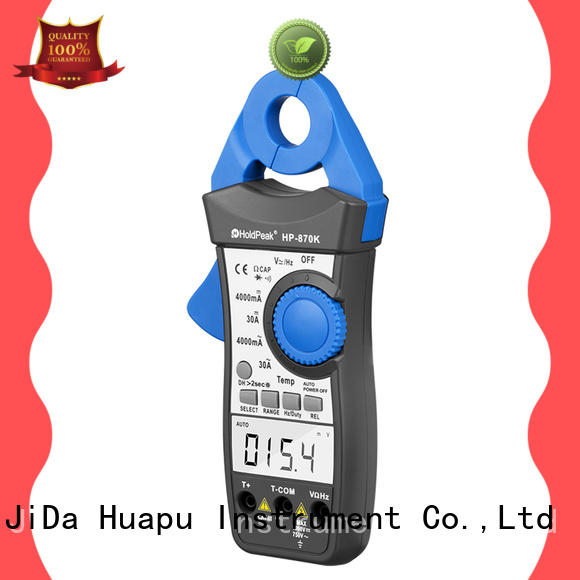 HoldPeak fashion design cheap clamp meter for business for national defense