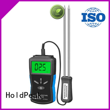 HoldPeak moisture digital moisture meter for pulses manufacturers for physical