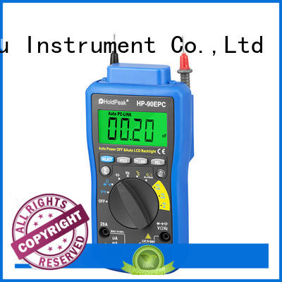 HoldPeak digit online multimeter purchase Suppliers for electronic