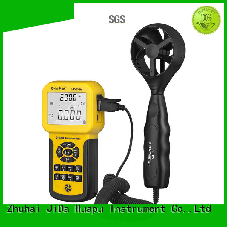 Custom low velocity anemometer backlight Suppliers for manufacturing