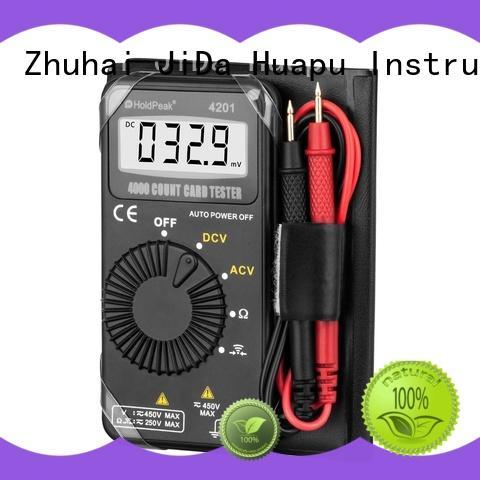 HoldPeak small digital multimeter voltmeter company for electronic