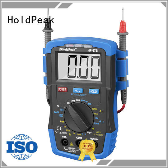 HoldPeak manual digital multimeter deals manufacturers for physical