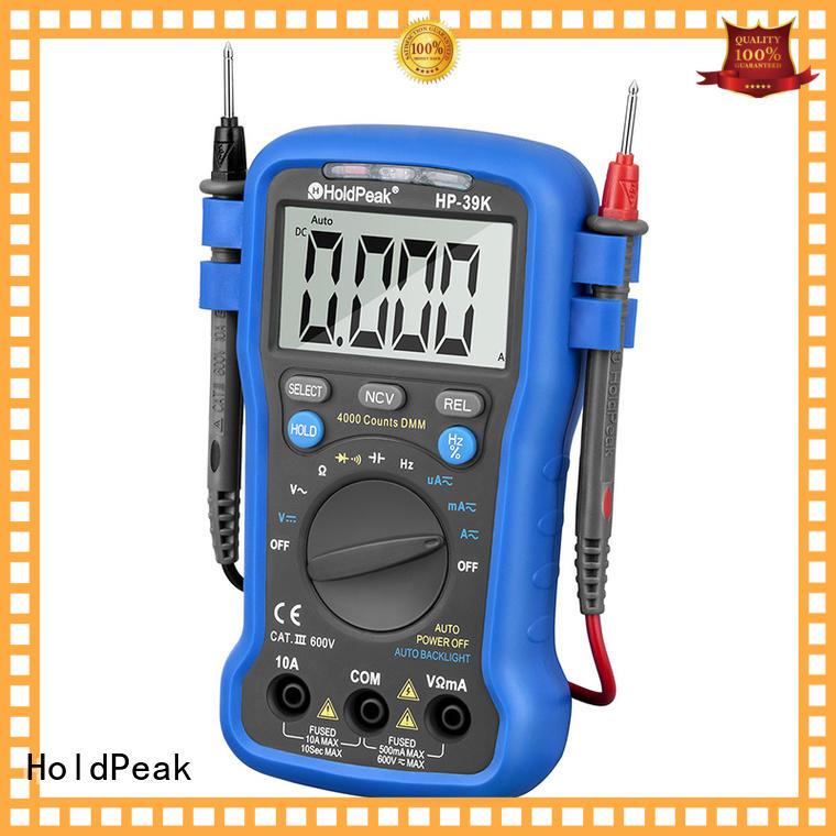hot-sale digital multimeter voltmeter diodehfe Supply for testing