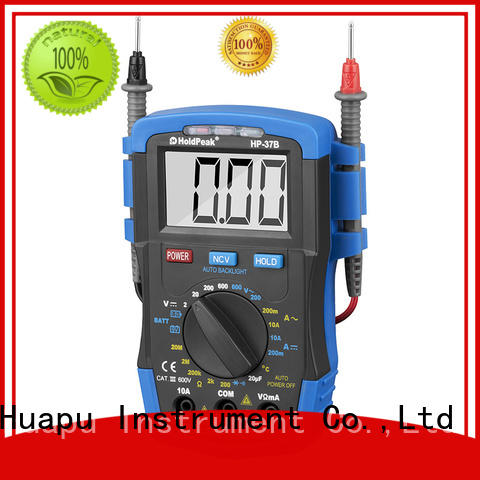 HoldPeak acdc multimeter tester parts company for testing