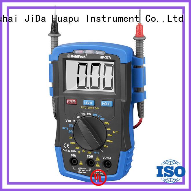 HoldPeak acdccurrent basic digital multimeter for wholesale for testing