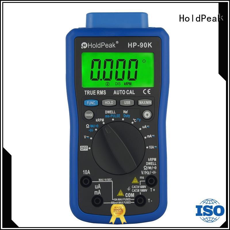 HoldPeak New car diagnostic scanner manufacturers for measurements