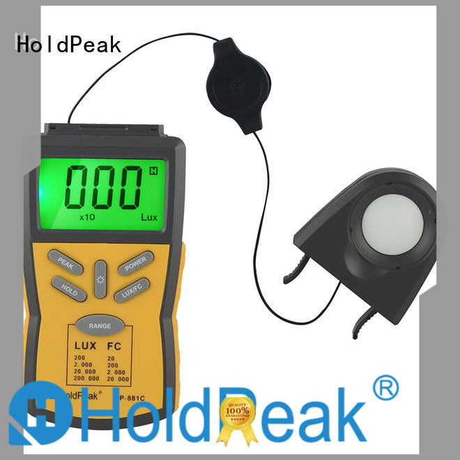 led lux meter meter for testing HoldPeak