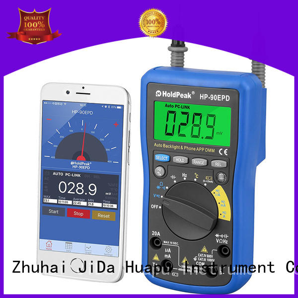 competetive price how to use a multimeter to measure voltage and current backlight factory for electrical