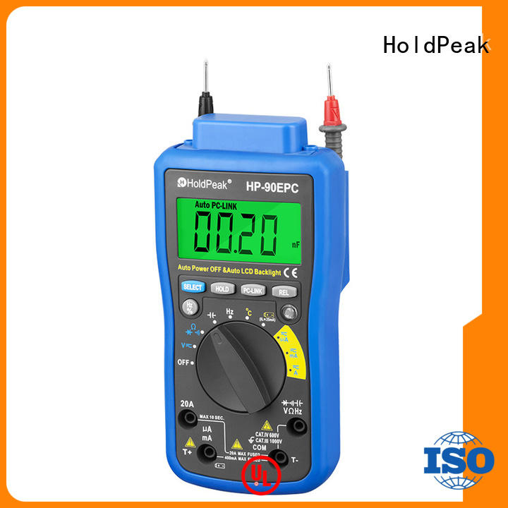 acdc rms digital multimeter shop now for electrical HoldPeak