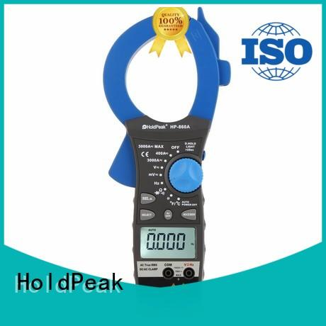 HoldPeak Wholesale 400 amp clamp meter Supply for electricity chemical industries