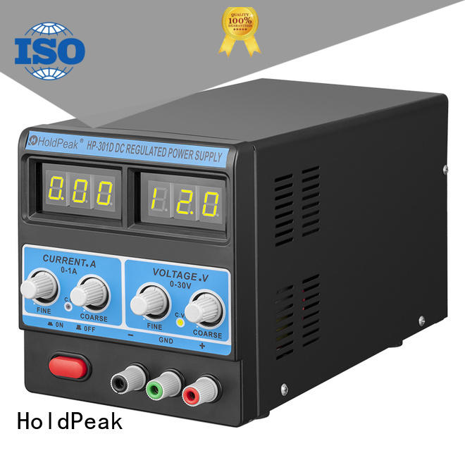 HoldPeak Latest 12v ac output power supply Supply for communcations for manufacturing