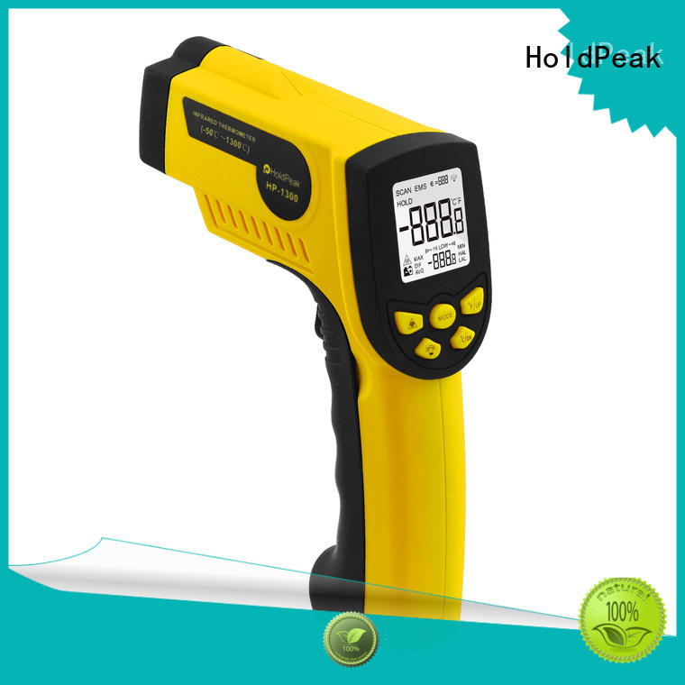 HoldPeak hp320 infrared thermometer chip for business for customs