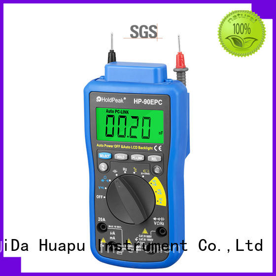 electrical test meter how to use