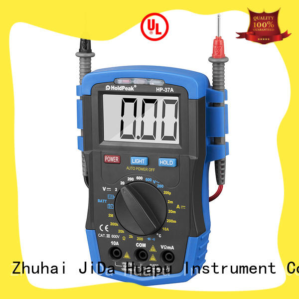 HoldPeak inductance new digital multimeter for business for electrical