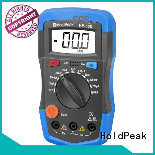 HoldPeak competetive price precision digital multimeter for business for testing
