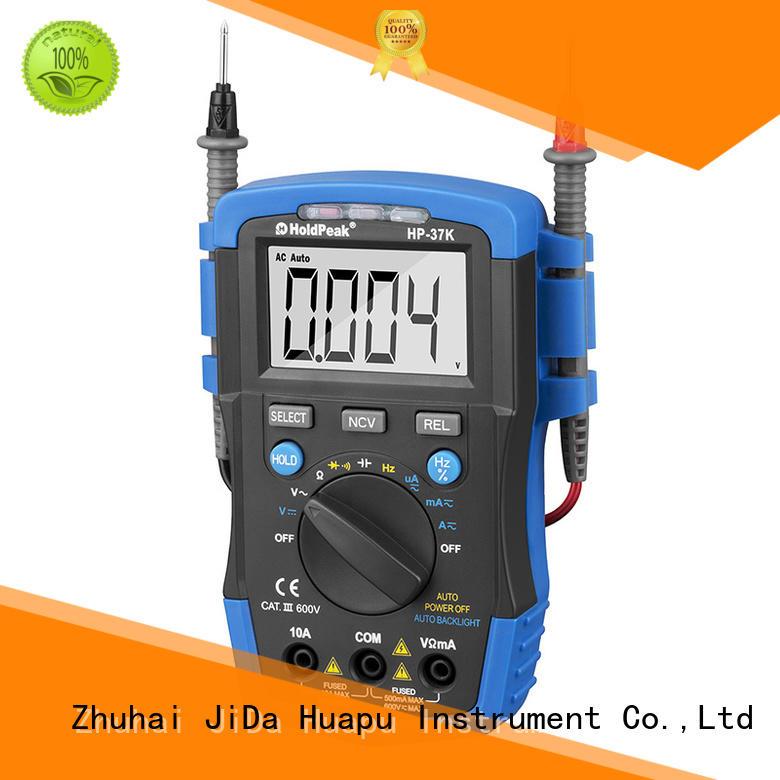 HoldPeak range digital multimeter accuracy Suppliers for testing