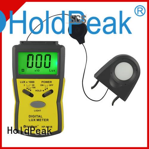 HoldPeak New slr light meter Suppliers for testing