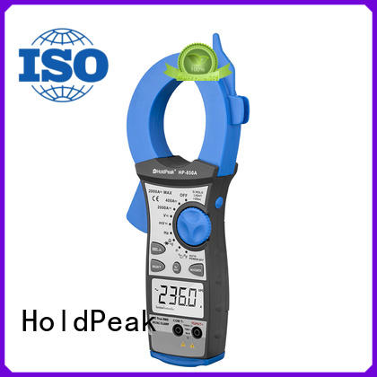 HoldPeak Best recording amp meter Supply for smelting