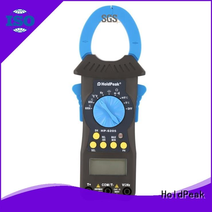 hp850a clamp voltage meter owner for communcations for manufacturing HoldPeak