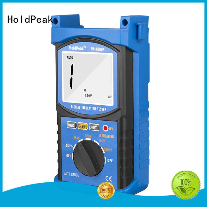 small multimeter insulation tester hp6688f for business for repair