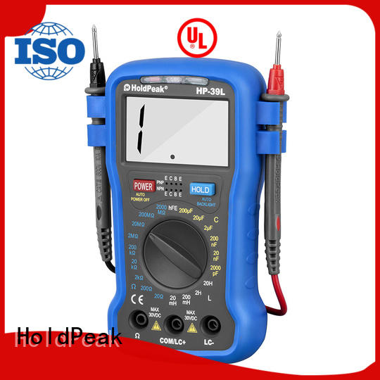anti-dropping pen style multimeter grab now for electrical HoldPeak