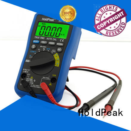 HoldPeak hot-sale latest digital multimeter Supply for electronic
