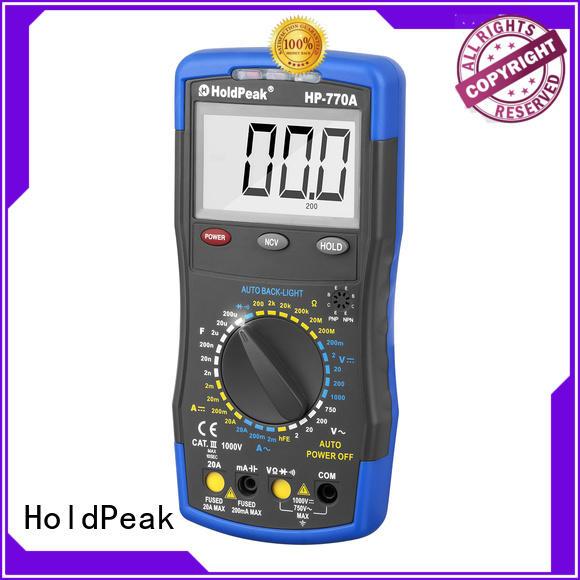 testdata industrial multimeter shop now for electronic HoldPeak
