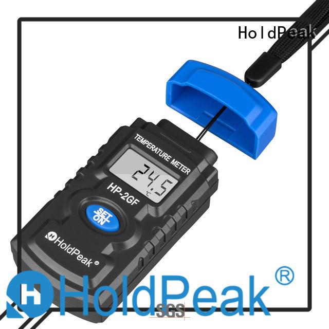 HoldPeak Custom digital humidity monitor manufacturers for testing