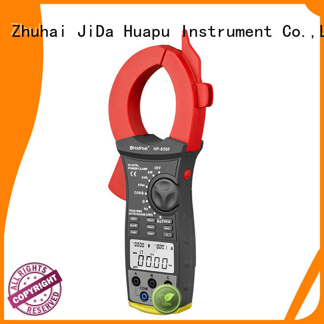 HoldPeak good looking clamp meter japan Supply for electricity chemical industries