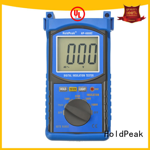 hot sale insulation resistance testers monitorhp6688c factory for repair