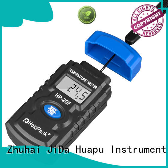 HoldPeak anti-interference ambient temperature meter Supply for maintenance