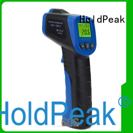 HoldPeak easy to use infrared temperature scanner company for military