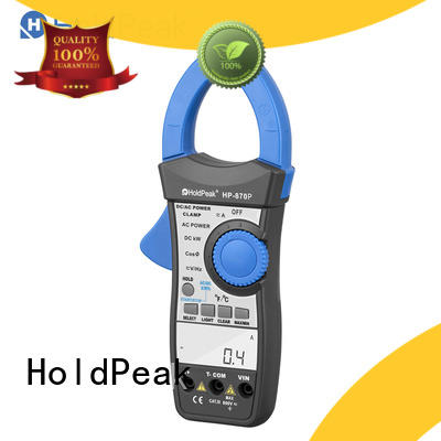 HoldPeak Wholesale current clamp meter working principle Supply for petroleum refining industry