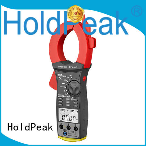 HoldPeak hp860a amp probe clamp company for communcations for manufacturing