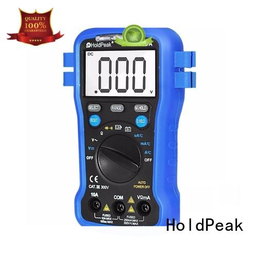HoldPeak excellent rapitest multimeter instructions for business for measurements