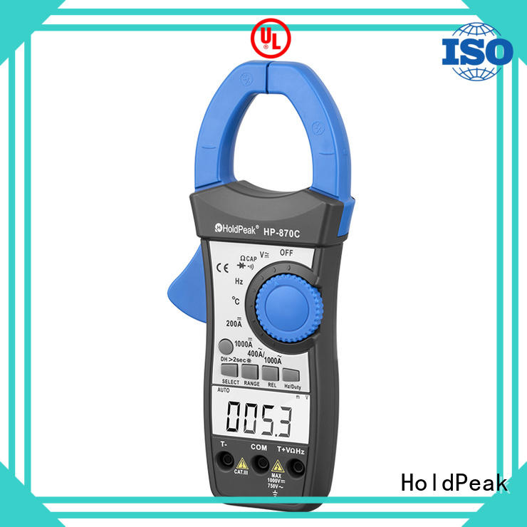 HoldPeak multimeter 200 amp dc meter Suppliers for electricity chemical industries
