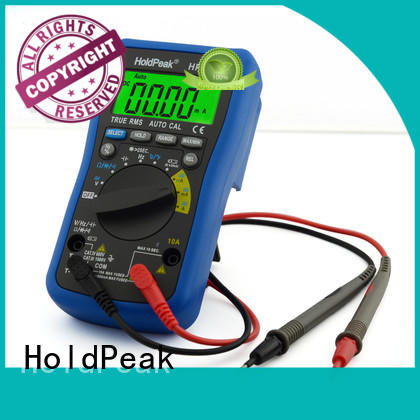 HoldPeak highaccuracy latest digital multimeter Supply for testing
