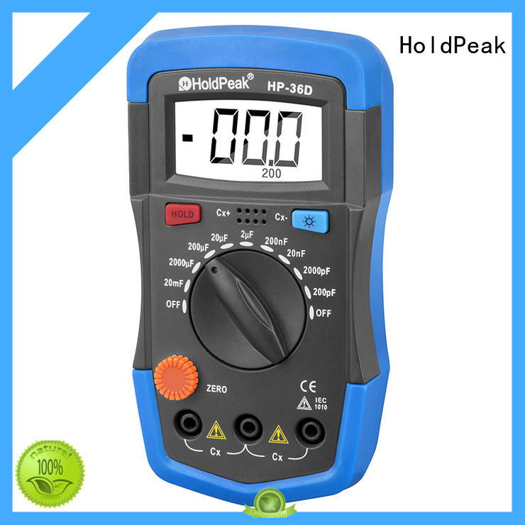 HoldPeak autovarying good digital multimeter Supply for testing