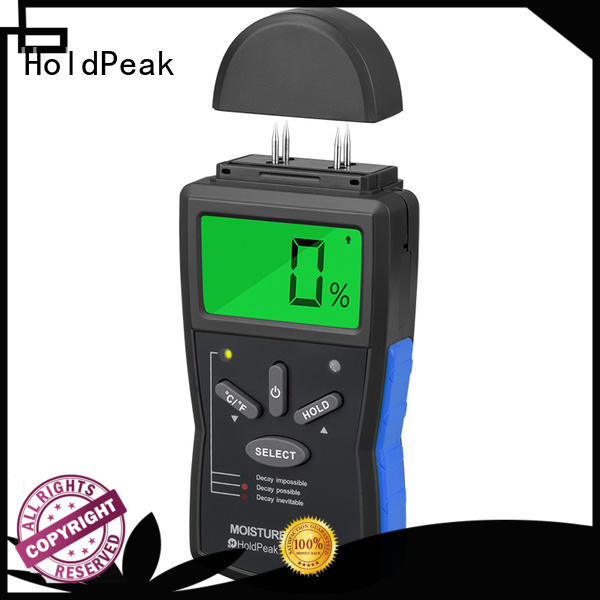 HoldPeak kinds firewood humidity meter factory for electronic
