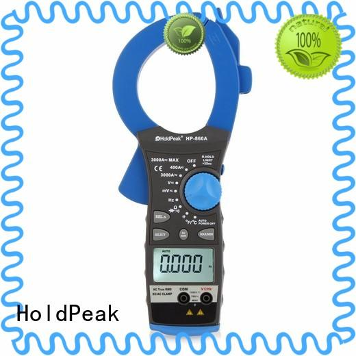 HoldPeak rms ac current meter circuit factory for communcations for manufacturing