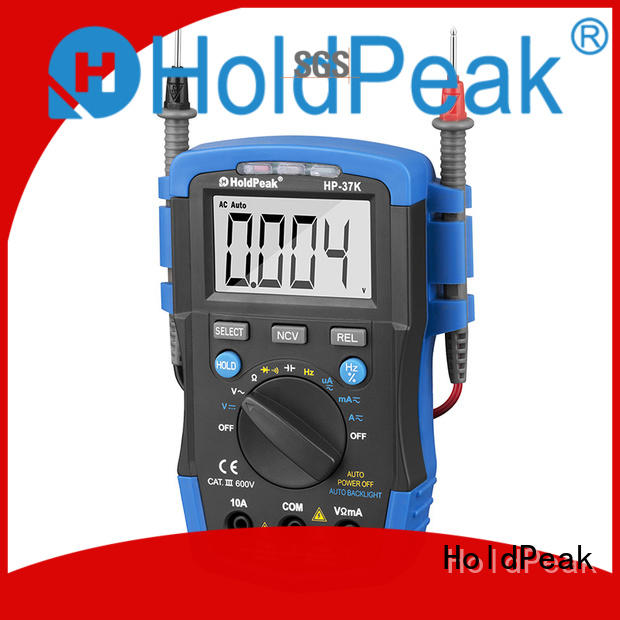 back best digital multimeter acdccurrent for electronic HoldPeak