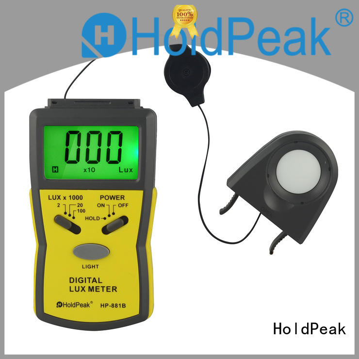 professional dr meter digital illuminance lux Supply for testing